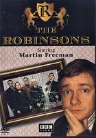 NEW DVD - BBC - The Robinsons - Complete Series //  REGION 1 -  Martin Freeman