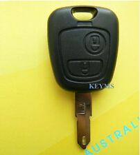 Citroen Remote Key C3 C2 Button Remote Key Blank Shell C2 C3 case replacement