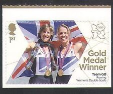 GB 2012 Jeux Olympiques/sport/médaille d'or Winners/AVIRON/Grainger/Watkins 1 V (n35466)