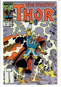 THE MIGHTY THOR #378 high grade - VF++++- SEE SCANS  - INCREDIBLE COPY!  LOKI
