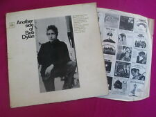 Bob Dylan Lp - Another Side Of Bob Dylan (orig UK stereo pressing CBS 62429)