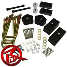 "For 1986-1995 Toyota Pickup T100 2.5"" Fr + 2"" R Blocks Lift Kit w/ Diff Drop"