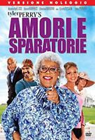 Amori e sparatorie (2002) DVD RENT NUOVO Sigillato Tyler Perry