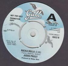 Judas Priest Rocka Rolla Gull GULS 6 EX DEMO