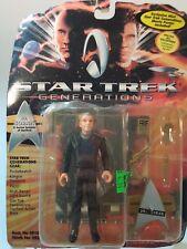 New 1994 Playmates Star Trek Generations Dr. Soran 6910 action Figure !