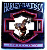 Harley Davidson 1999 Collection Christmas Holiday Ornament Santa