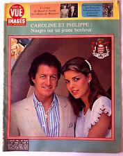 Magazine Point de Vue du 4/07/1980; Caroline et Philippe