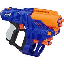Nerf Nerf N-Strike Elite Shellstrike DS-6, Nerf Gun, blau