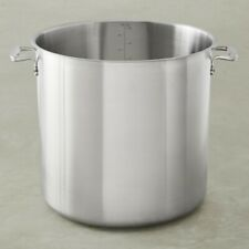 All-Clad Professional Stainless-Steel Stockpot, 36-Qt