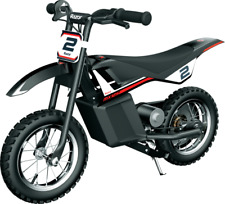 Razor MX125 Rechargeable Dirt Rocket Bike - Ages 7+ Years