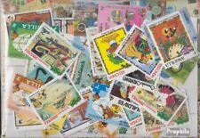Motieven Postzegels 700 verschillende Walt Disney Postzegels