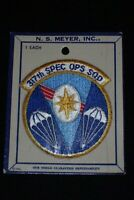 Vietnam War USAF Air Force 317th Special Operations Squadron Patch Original RARE