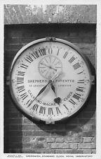 POSTCARD  LONDON  GREENWICH   Royal  Observatory  Clock   RP