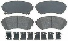 ACDelco 17D702MH Professional Semi-Metallic Front Disc Brake Pad Set
