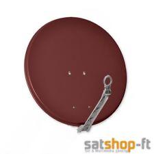 Sat Spiegel Schüssel DUR-line 75 Select 80cm Alumium Rot ALU Test Sehr gut 3x