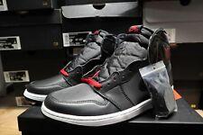 Nike Jordan Retro 1 High OG Men Sizes 9.5-10-10.5 Black #555088-060 Authentic