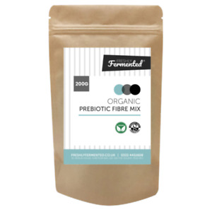 Organic Prebiotic Fibre Mix