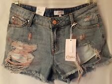 "NWT Women's Juniors Candies Shorts - 32"" Waist  -  Size 9"