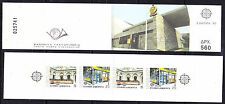 Europa Cept 1990 Greece booklet ** mnh (A542)