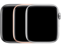 Apple Watch Series 4 40mm & 44mm Gray, Silver, Gold, Stainless Steel (GPS + LTE)