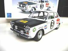 1:18 AutoArt Ford Cortina GT MKI 1964 Hughes/Young #3 nr 86428 NUOVO NEW