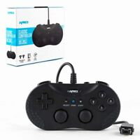KMD Classic Wired Controller Gamepad For Nintendo Wii/Wii U Black