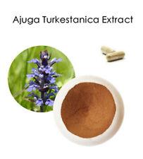 "Wild AJUGA TURKESTANICA ""TURKESTERONE"" 50:1 Extract Powder,80 Capsules 1(oz)"