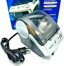Brother P Touch Ql 500 Electronic Labelling Thermal Printer Easy And Fast Nib