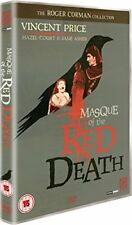 Masque Of The Red Death (The Corman Collection) [DVD] [1964][Region 2]