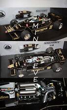 Minichamps F1 Lotus 79 1978 JP. Jarier 1/18 100780055 23