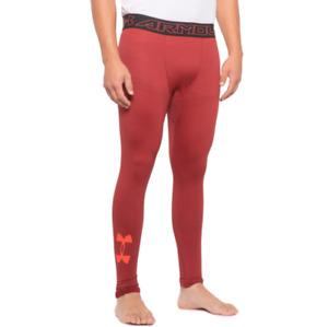 Under Armour Leggings Mens 3XL ColdGear Novelty Compression Legging Pants New