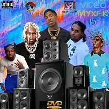 Video Myxer 15 #NO8TO12TV (Brand New) Hip Hop Rap R&B..60 Music Videos on 2 DVD