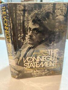 1973 The Vonnegut Statement 3rd Ed Orig Essays On Life & Work Of Kurt Vonnegut