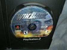 WinBack: Covert Operations (Sony PlayStation 2, 2001)