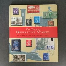 The Story of Definitive Stamps by Richard West with Douglas Muir