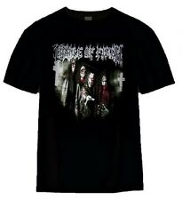 """Cradle Of Filth  'Jesus Saves'  double sided black t shirt size M=40"""" chest"""