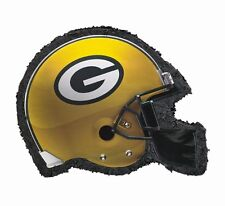 *New* NFL Licensed GREEN BAY PACKERS Green & Gold Wisconsin Fan Helmet Pinata