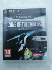 Zone of the enders HD Collection PS3 (Complet)