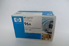 HP 96A Black Toner Cartridge 5K Pages 2100 2100tn 2200dn C4096A SEALED OEM NEW
