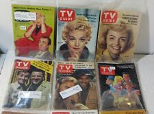TV Guide Lot of FIFTEEN: 1950s-1970s Editions (54-75):