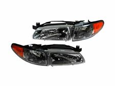 For 1997-2003 Pontiac Grand Prix Headlight Assembly Set 69888GD 1999 1998 2000