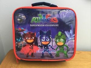 Zak! PJ Masks Lunch Box BNWT