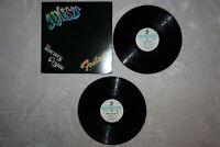 "Genesis "" Nursery Cryme +Foxtrot"" Charisma(white) 1971-79 double LP CA-2-2701"
