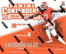 2017 Panini Contenders - Draft Picks -  Pick Your Card **UPDATED**