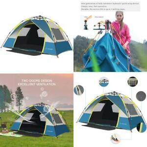 Ennoven Camping Tents- Anti-Uv Sunscreen Tent, Instant Set Up Tent, Used For Out