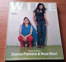 The Wire magazine 248 Zeena Parkins Ikue Mori Henry Flynt Mats Gustafsson