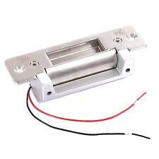 1000KG/2200LB 12V DC Heavy Duty Electric Strike Door Lock Mode Fail Safe/Secure