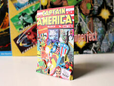 Captain America Marvel Comics issue #1 cover retro vintage fridge locker magnet