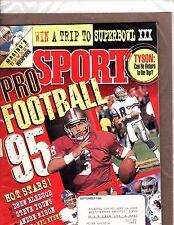 Sport Pro Football 95 Win a Trip to Superbowl XXX Hot Stars  (OZ292)