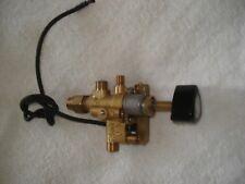 Manual Gas Fire Control Valve c/w Piezo & Ignition Lead  Seagas